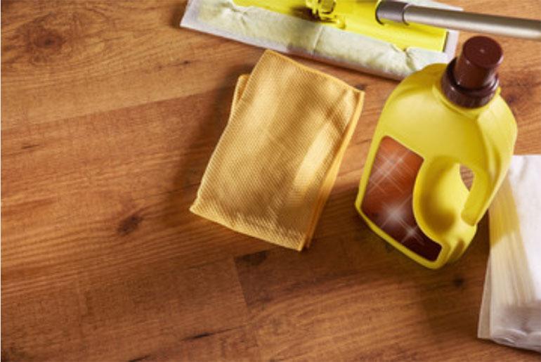 Ako udržiavať laminátové podlahy