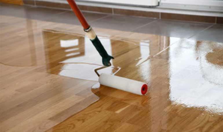 Lakovanie podlahy
